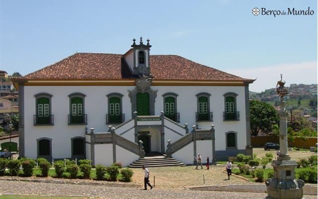O Museu da Inconfidência, em Ouro Preto