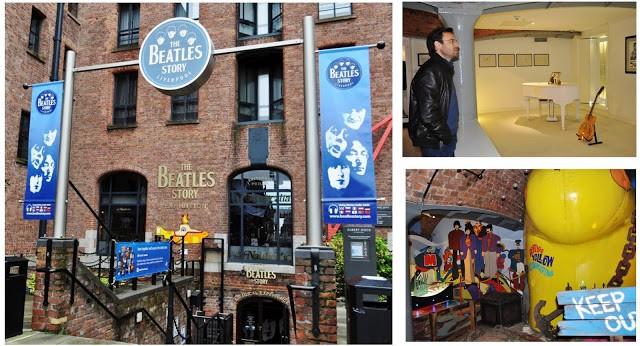 Este museu só fazia sentido na terra natal dos Beatles
