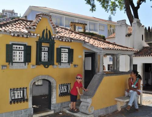 Portugal dos Pequenitos: mundo liliputiano