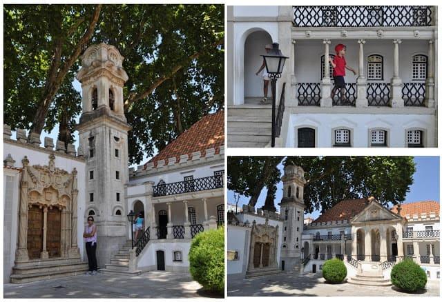 Universidade de Coimbra em miniatura