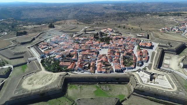 fortaleza Vauban de Almeida