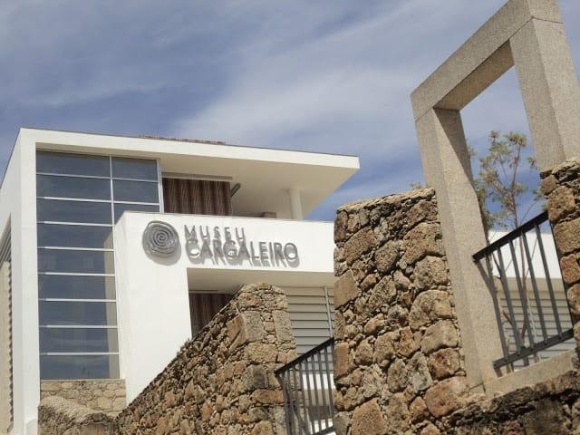 Museu Cargaleiro em Castelo Branco