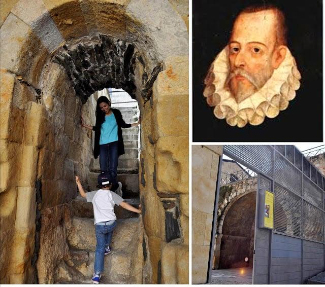 Cervantes é responsável pela fama da cueva de Salamanca
