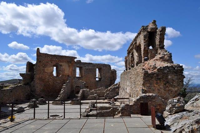 ruínas de Figueira de Castelo Rodrigo