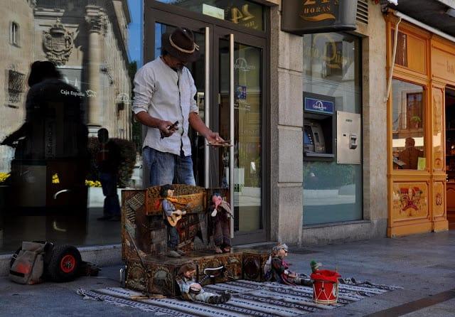 ruas de Salamanca