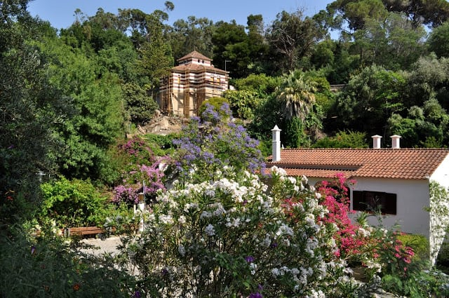 Termas de Monchique no Algarve