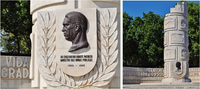 Homenagem a Duarte Pacheco em Loulé