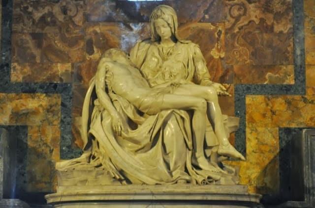 Pietá, a mais tocante das obras-primas de Michelangelo