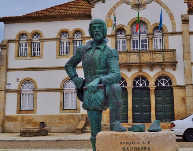 centro histórico de Trancoso