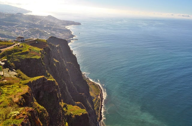 Cabo Girão na Madeira