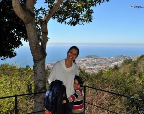 Vista sobre o Funchal