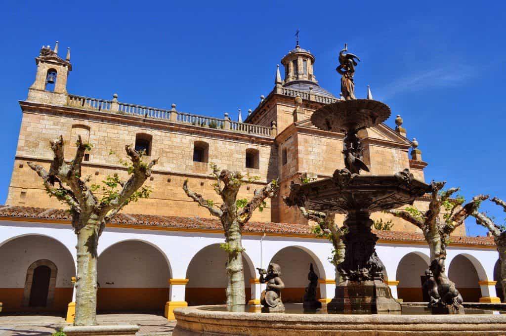 Plaza del Buen Alcalde em Cidade Rodrigo
