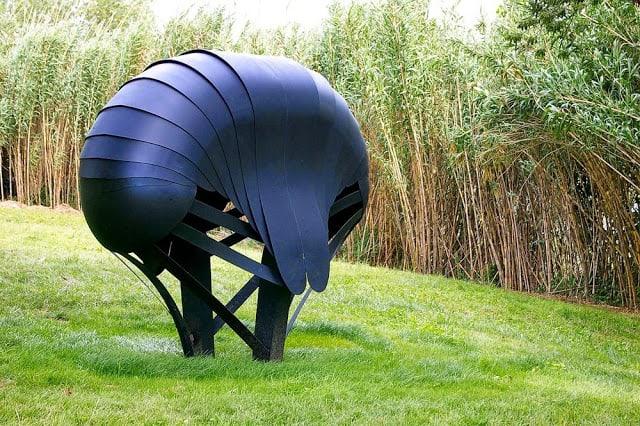 escultural de Rui Chafes