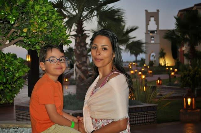 Saidia em Marrocos