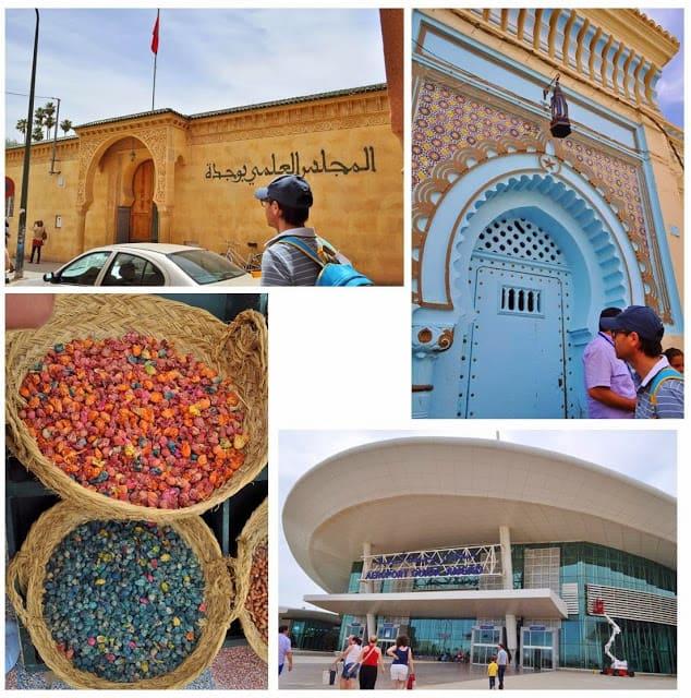 detalhes da cidade de Oujda