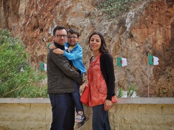 fronteira de Marrocos e Argélia