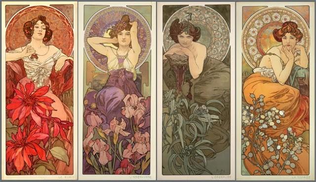 cartazes do século XIX