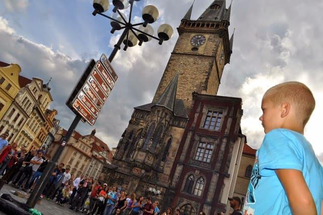 Praça Velha de Praga