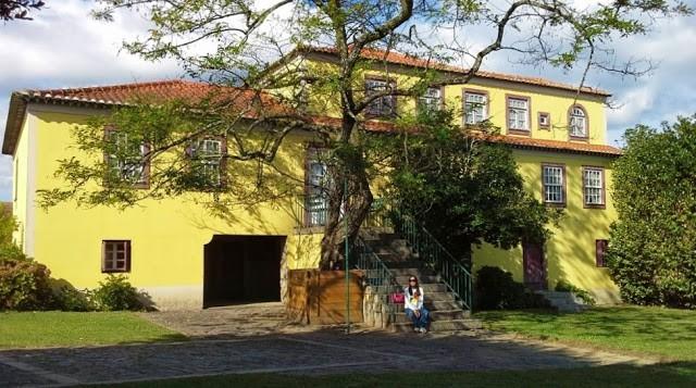 Casa de Camilo em Famalicão