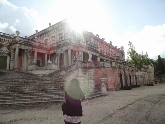 O edifício neoclássico