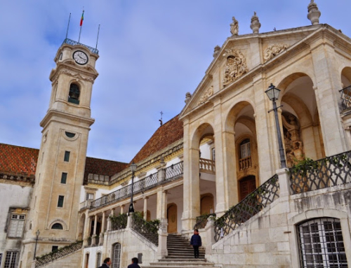 Coimbra: um douto domingo