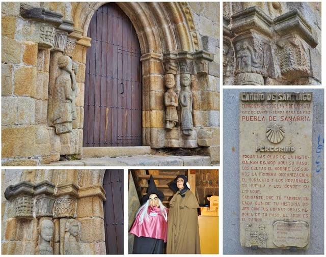 Porta da Igreja da Senhora del Azogue