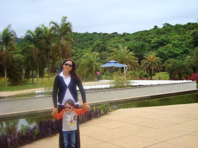 Parque Inhotim em Minas Gerais