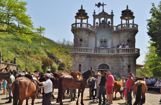 santuário de Santo António em Mixões da Serra