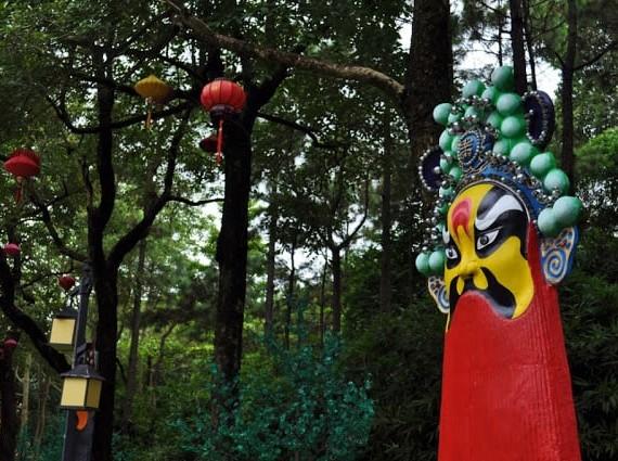 Zhuhai no sul da China