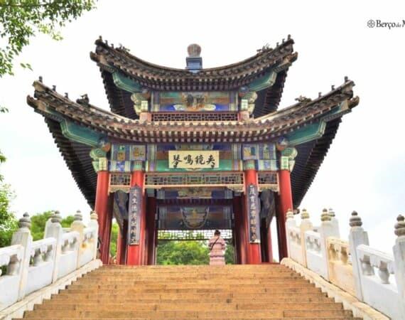 réplica do palácio de Yuan Ming