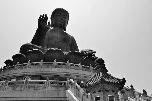 Big Budha em Lantau