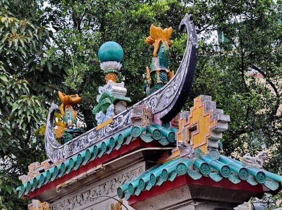 Templo de A-má em Macau