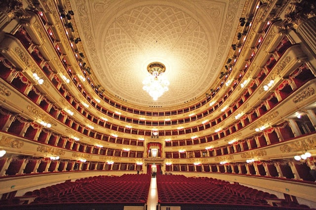 Teatro la Scala em Milão