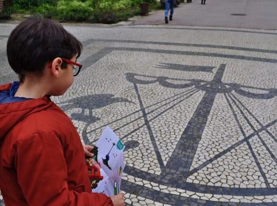 Jardim da Estrela em Lisboa