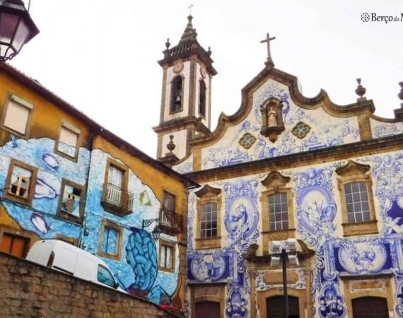 centro histórico da Covilhã