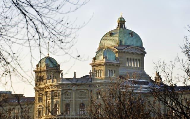 Parlamento suiço em Berna