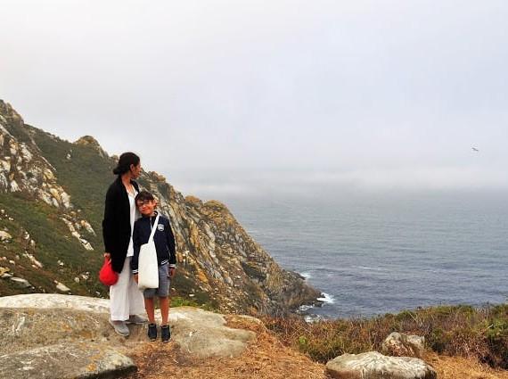 Ilhas Cies na Galiza