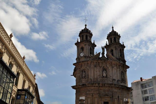 Pontevedra, no Caminho de Santiago