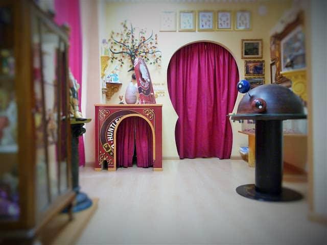 casa museo ratón