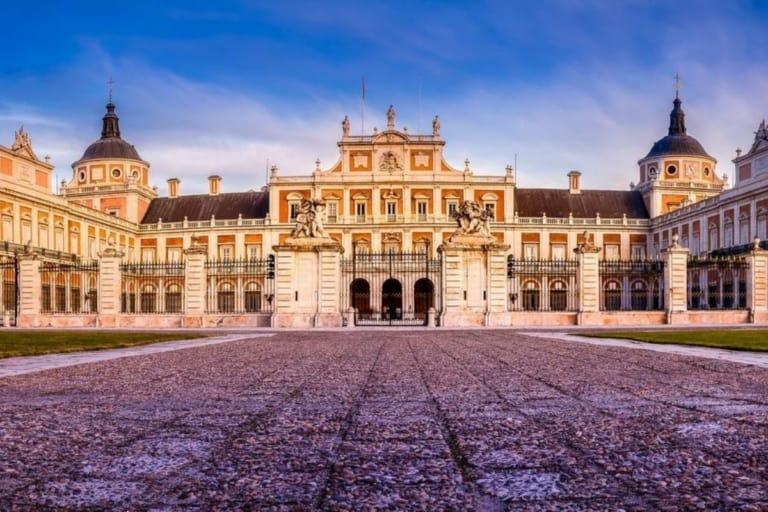 palácio de Aranjuez