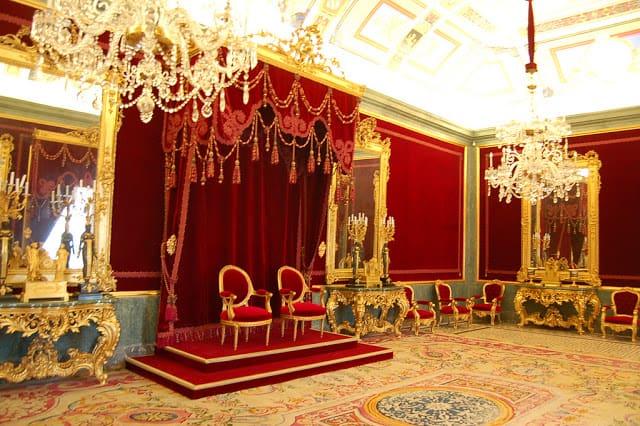 palácio real de Aranjuez