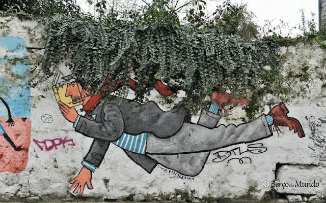 Art district é um dos mais fascinantes do Porto