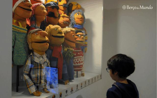 Museu das Marionetas no Porto