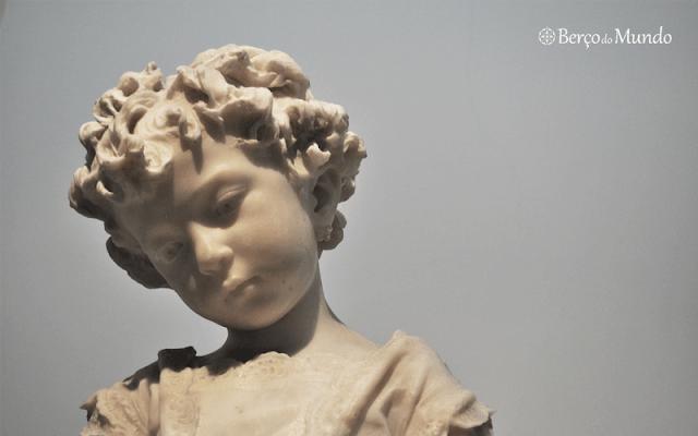 detalhe no Museu Soares dos Reis