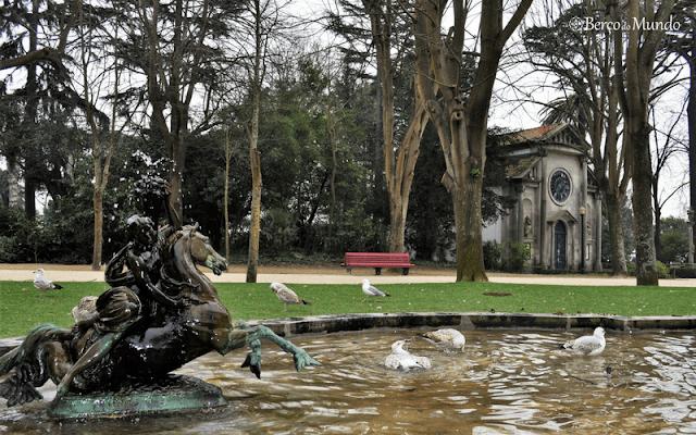O Porto tem muitos jardins com entrada livre