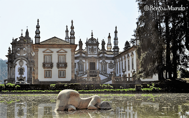 Palácio de Mateus em Vila Real