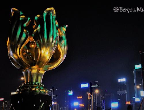 [8on8] Hong Kong landmarks
