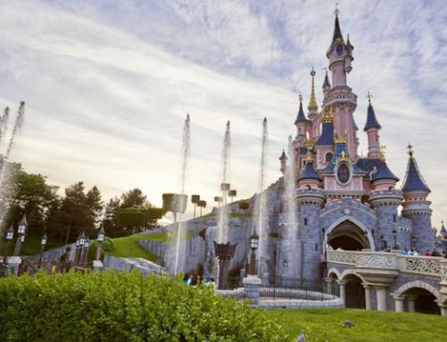 A magia da Disneyland Paris
