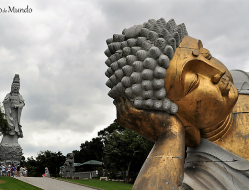 Bacalhôa Budha Eden, o jardim da paz