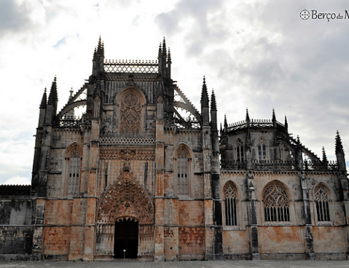 [8on8] o maravilhoso mosteiro da Batalha